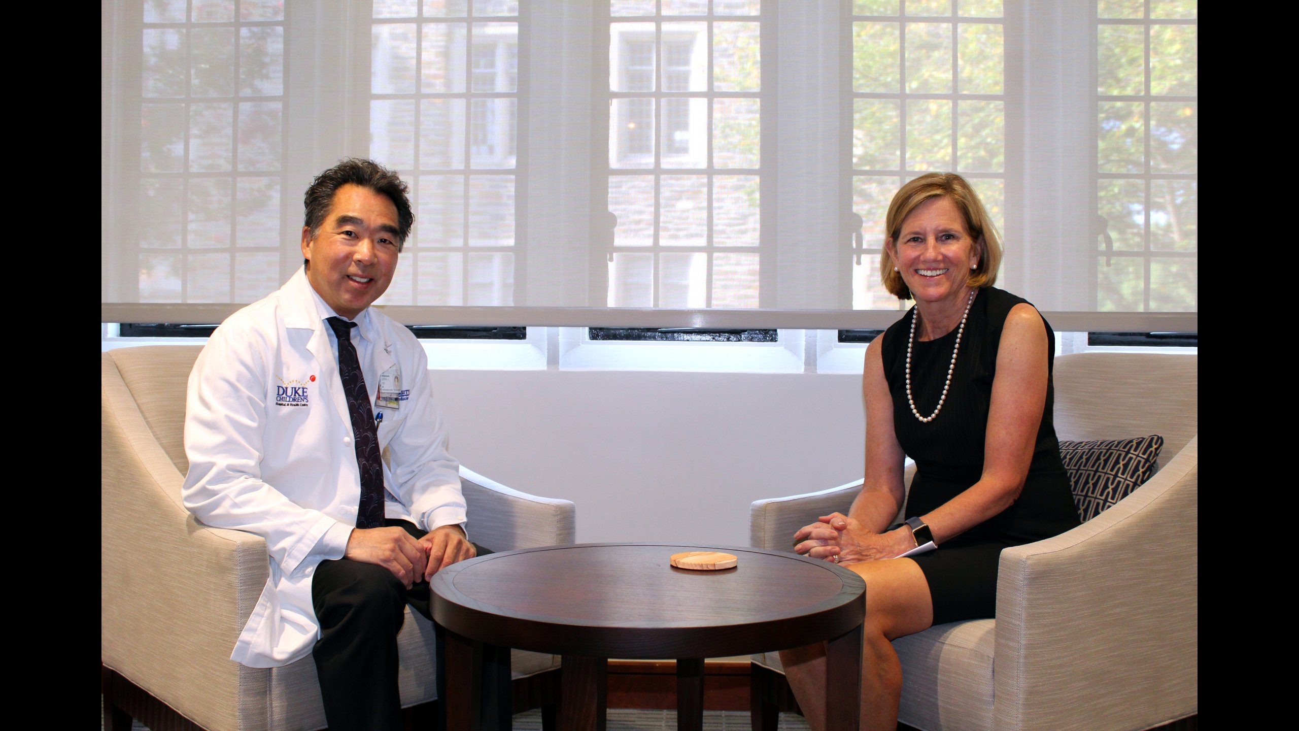 From One Duke To Another: A Conversation with Dr. Linton Yee Associate Dean of Admissions
